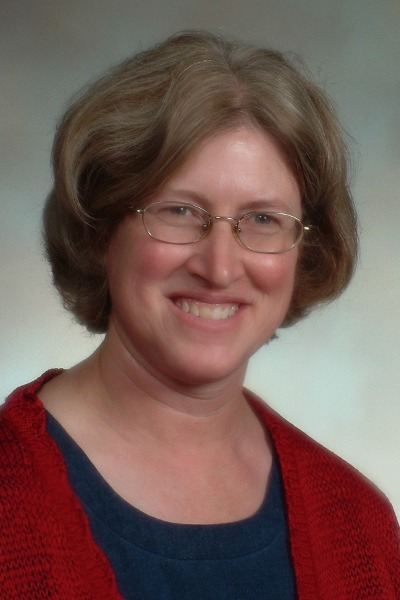 Janet Anderson - Hope College Math Professor